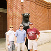 David, Rex and Jeremy went to Waco to watch BU vs. ATM in baseball.