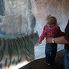 Hallie's second time to visit the Fort Worth Zoo