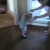 Video- Hallie Tap Dancing with her tap shoes from Miss Boni