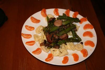 Beautiful Dinner 2008-04-18 001