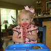 "I am a ""Hallie Berry"" when I eat blackberries!"