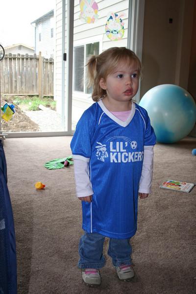 Soccer Uniform 001