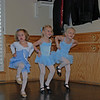 Three giggle tap dancers!
