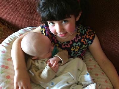 Hannah and Benjamin