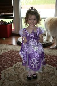 Pretty Purple Person
