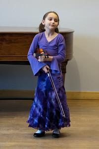Arayana performing Book Two.