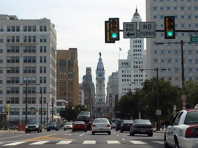 Broad Street, Philadelphia, PA.