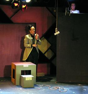 """Act Without Words I"" by Samuel Beckett featuring Daniel Owen Dungan"
