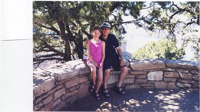 Arielle and me7-1-99