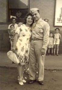Betty & Joe1942