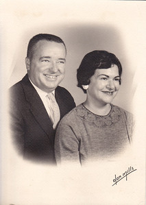 Bill and Elvita
