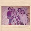 Andrew, Dennis, Rose, Gary, Faye. ~1980