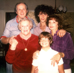 Brandt Family Archival photos