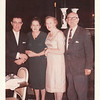 Harry Eisenman (Rose's sister's husband); Sylvia Eisenman (Rose's sister); Rose Brandt; Al Brandt.