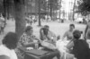 Mom Parry, Bill Terrell, Ethel, <br /> <br /> Parry Family Reunion  July 7, 1965