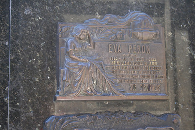 Like Eva Peron