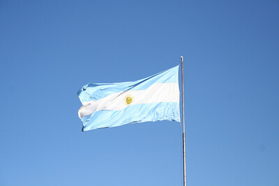 So we go to Argentina!!!!