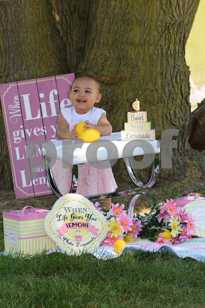 Arianna's 1st Birthday Pics.