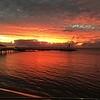 Redcliffe jetty markets sunrise 12/06/16