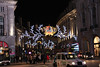 Christmas lights, Picadilly Circus/Regent St
