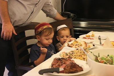 cousins Eitan & Daniel