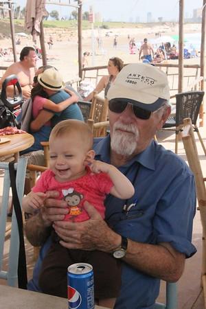 תל ברוך עם סבא רבא אברהם