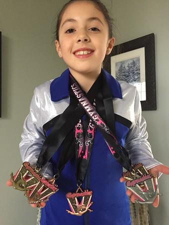 Arionna Gymnastics