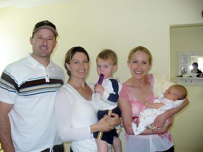 Danny, Meghan, Daniel, Ari, and Kimberly