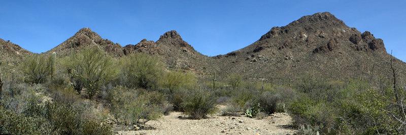 Arizona, April 2006