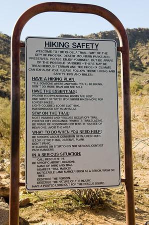 Camelback Mountain Hike