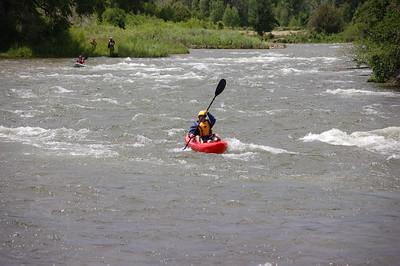 Arkansas River 2009