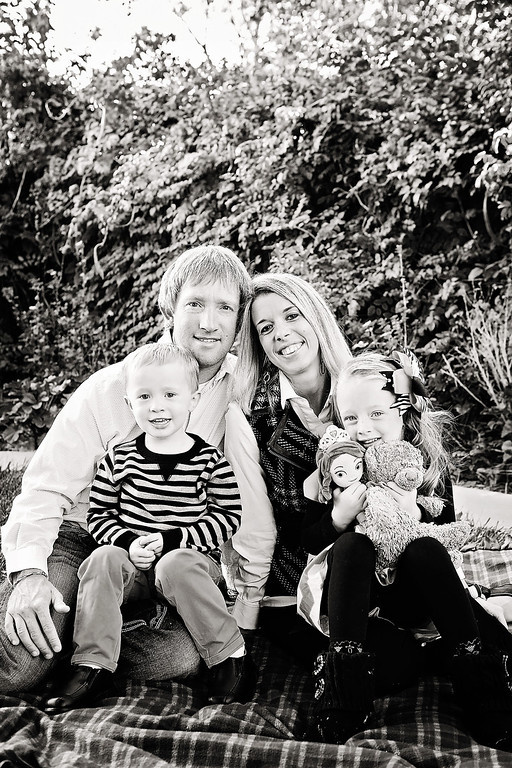 Armstrong Family 2013