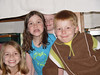 Natalie, Emily, Kaity & Ethan.