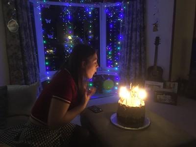 Happy Birthday Madeleine!