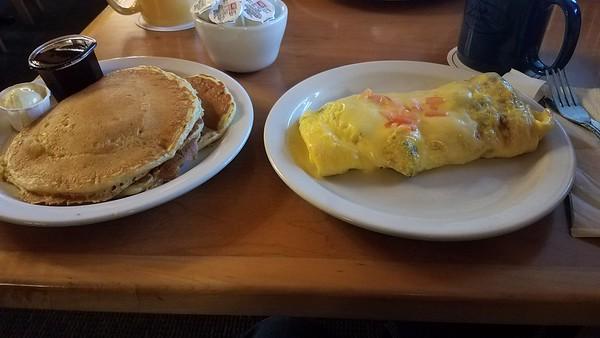 Breakfast in February!