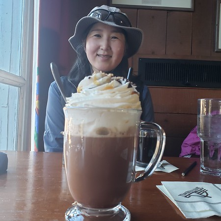 Hot Chocolate for 2!