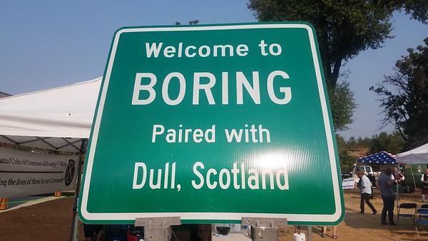 2018/08/09 The Boring & Dull Social 2018
