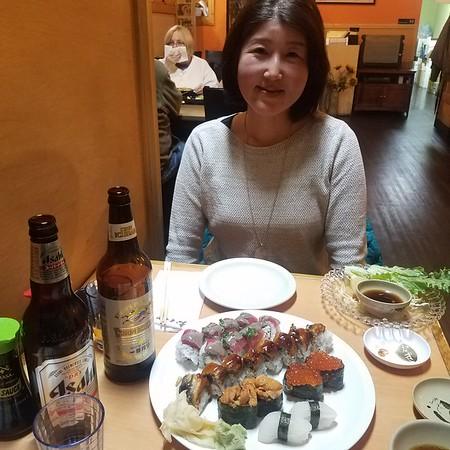 Valentine Sushi!