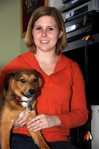 Roxy with Helen