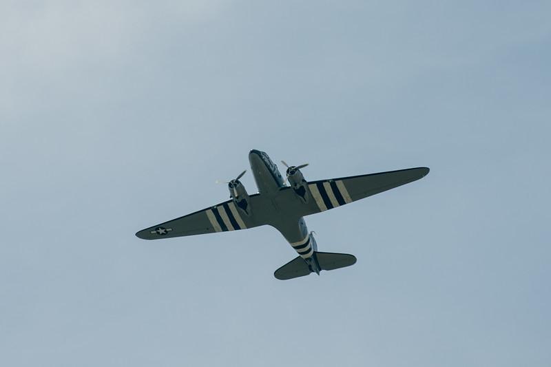 Douglas C-53 Skytrooper The Duchess of Dakota