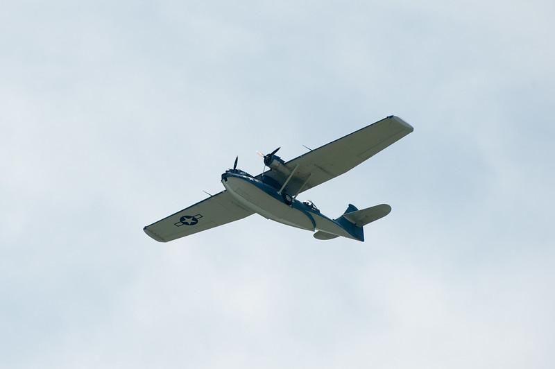 Navy PBY.