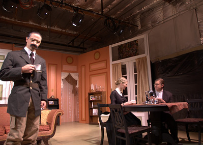Arsenic & Old Lace - May 2009