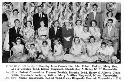 Crosswhites 1955