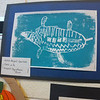 Art and Technology night at Abbey's school