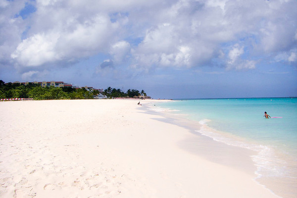 Aruba July 2009