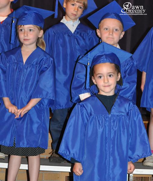 Aryannas kindergarden graduation 6/6/2012