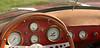 1954 Porsche Dash