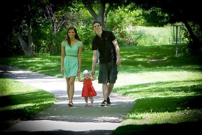 Lyndsay, John & Ava