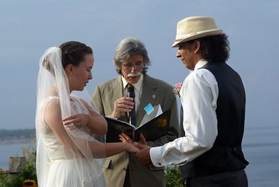 Ashley & Santi's Wedding  Old Garden Beach