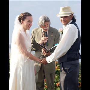 Ashley & Santi's Wedding Ceremony